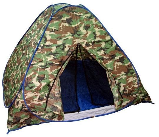 Палатка KAIDA 2х2х1,45 камуфляж