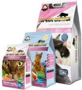 Ночной охотник корм для кошек Ягненок и рис 10кг