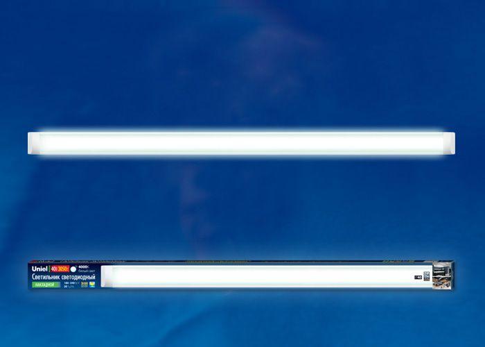 Светильник линейный  Uniel ULO-CL120-40W/NW 40W