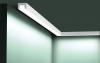 Карниз для Скрытого Освещения Orac Decor CX190 Д200xШ3xВ2 см Лепнина из Дюрополимера / Орак Декор