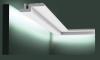 Карниз Гладкий Orac Decor С394 Д200xШ9.5xВ3.1 см Лепнина из Полиуретана / Орак Декор