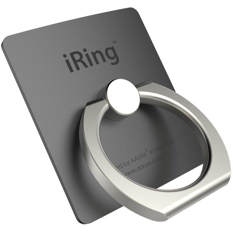 Универсальный держатель для смартфона iRING, серый