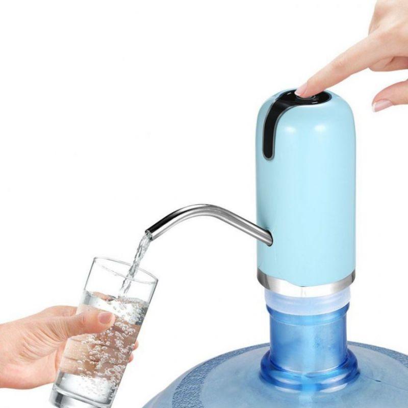 Автоматический Насос Для Воды Charging Pump C60, Цвет Голубой