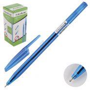 """Ручка шариковая масляная """"Schreiber"""", 1 мм, синие чернила (арт. S 812)"""