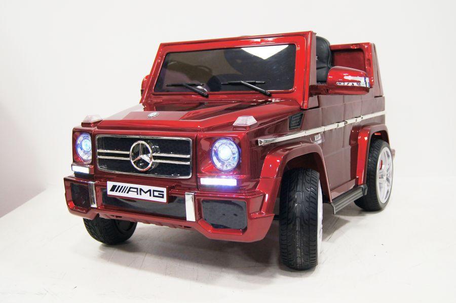 Детский электромобиль Mercedes G65 mini