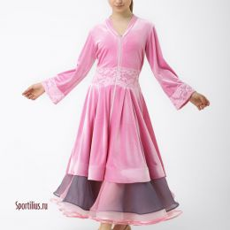 Танцевальный халат