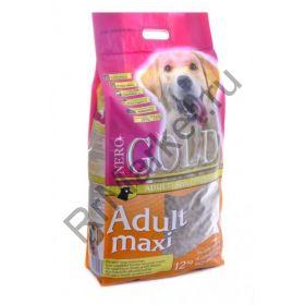 Корм для взрослых собак крупных пород