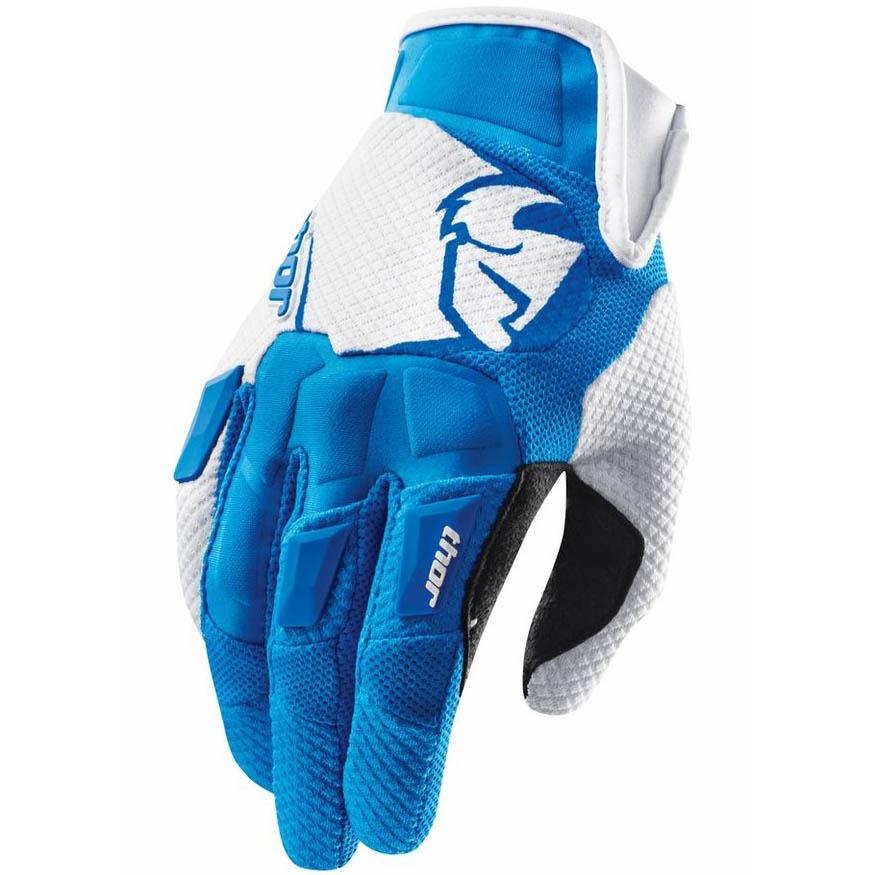 Thor - Flow Blue перчатки, синие