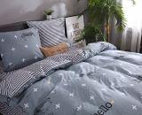 Комплект постельного белья Сатин 100% хлопок C307