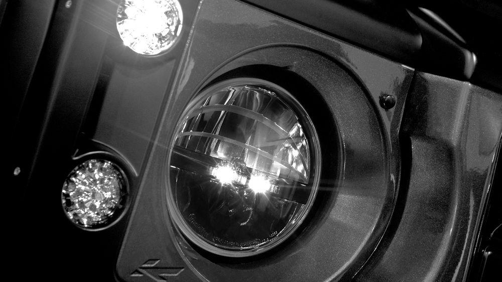 Набор линз DIAMOND LIGHT (Land Rover Defender)
