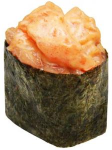 Острые суши имитация краба 40г