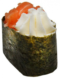 Сливочные суши имитация краба 40г