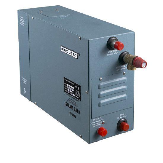 Парогенератор Coasts KSA-90 9 кВт 220v с выносным пультом