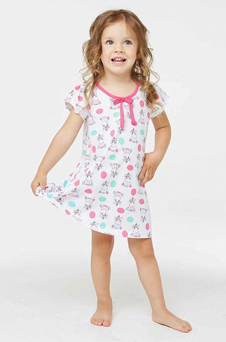 Сорочка для девочки Единороги