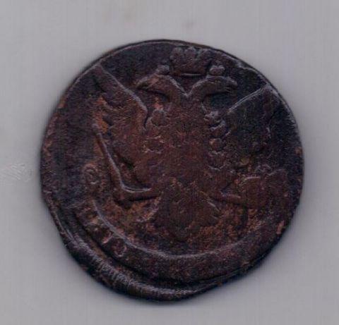 5 копеек 1758 года ММ