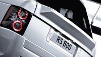 RS — спойлер крышки багажника (Range Rover Vogue 2009-2012)