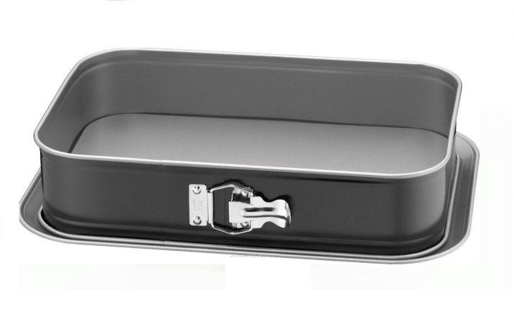 Форма для торта раскладная прямоугольная HM 3032
