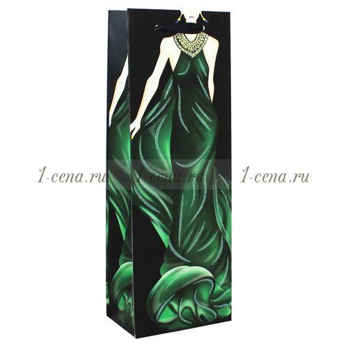 Подарочный пакет WOMAN для вина