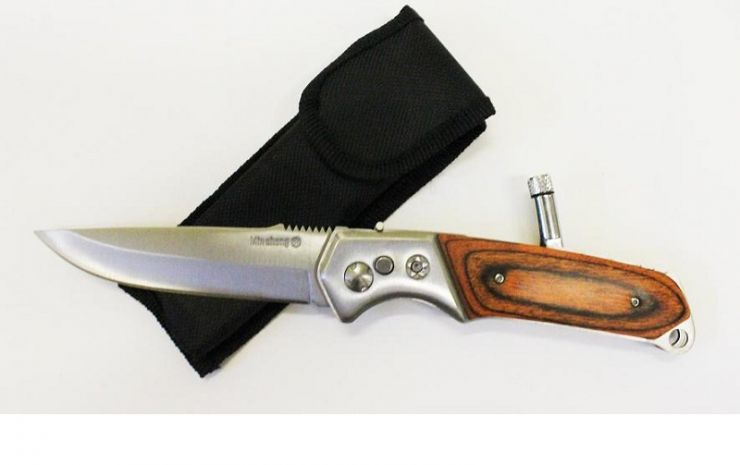 Нож 333 складной Ярхант