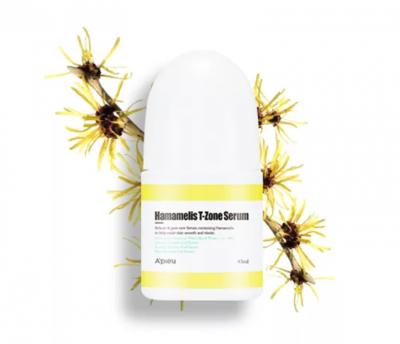 Сыворотка для Т-зоны с гамамелисом A'PIEU Hamamelis T-Zone Serum 45мл