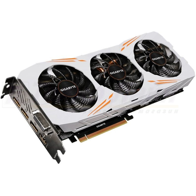 Gigabyte GeForce GTX 1080 Ti GV-N108TGAMING OC-11G УЦЕНКА с гарантией