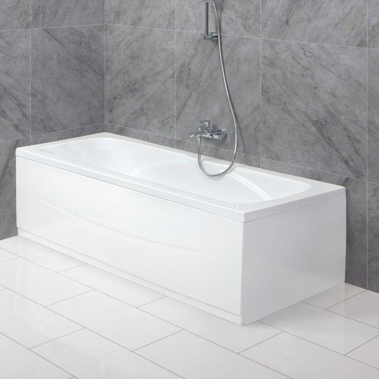 Ванна с защитным экраном Belbagno BB104 180x80 ФОТО
