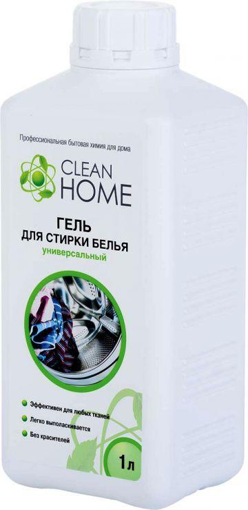 Clean Home Гель для стирки белья 1 л