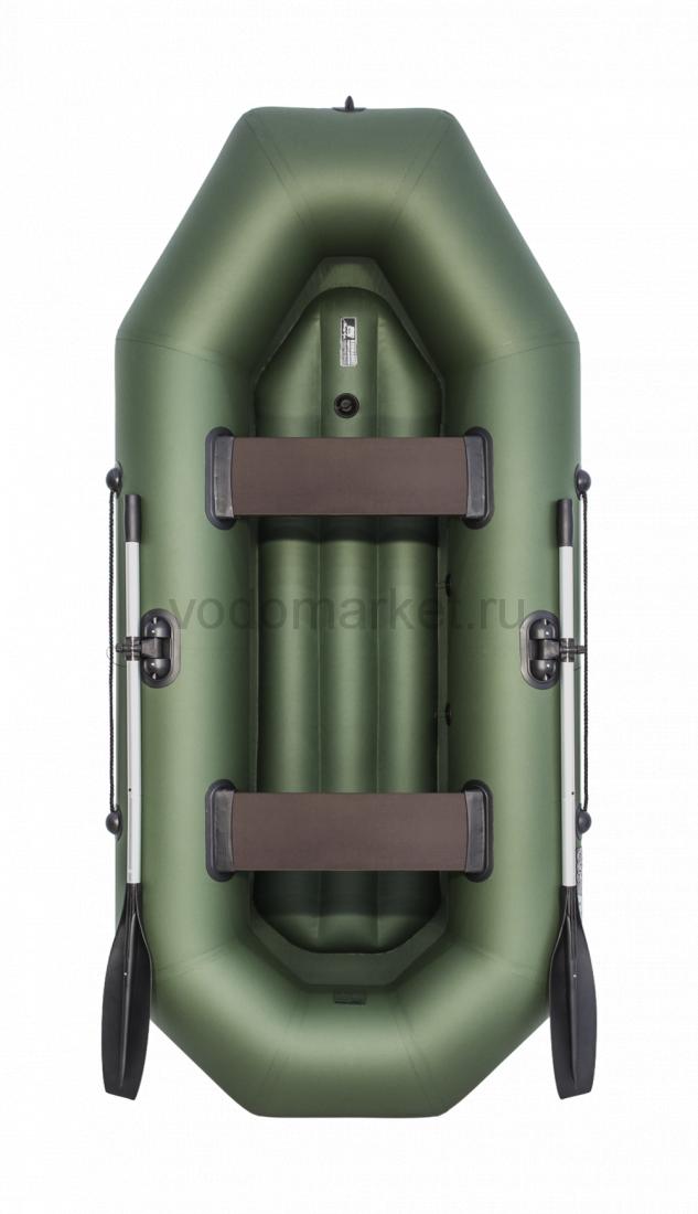 Аква-Оптима 260 НД (надувное дно) (Лодка ПВХ)