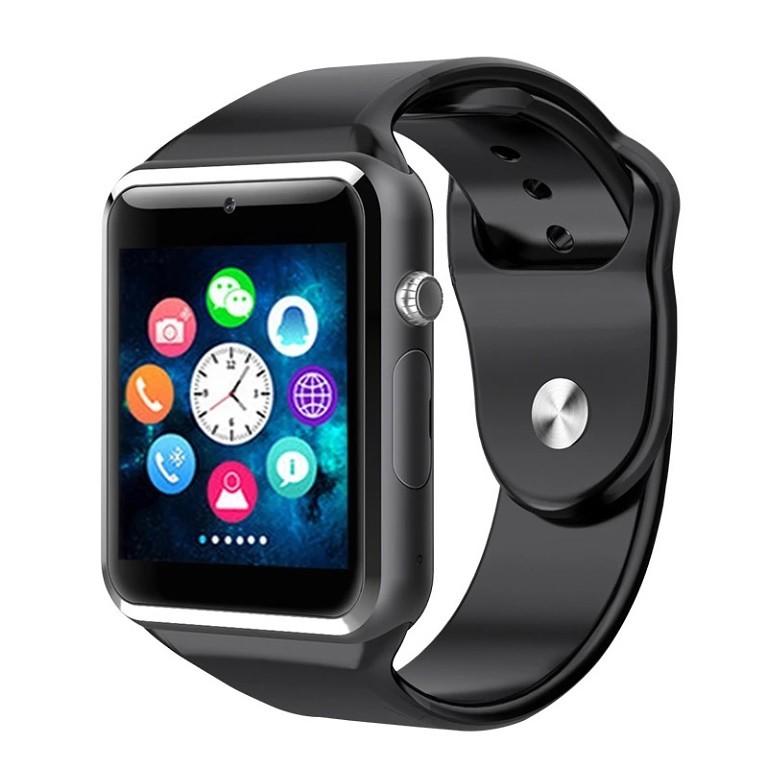 Умные часы Smart Watch W8, цвет черный