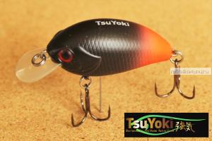 Воблер TsuYoki Agent 36F 36 мм /4,4 гр / Заглубление: 0 - 0,4 гр / цвет: 291