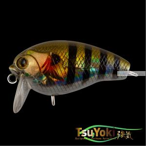Воблер TsuYoki Agent SSR 40F 40 мм / 5,5 гр / Заглубление: 0,1 - 0,2 гр / цвет: 123