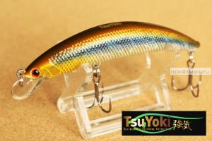 Воблер TsuYoki Bill 90F 90 мм / 10 гр / Заглубление: 0,2 - 0,5м / цвет: 200