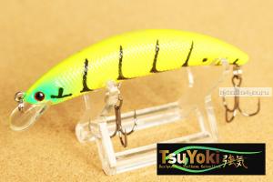 Воблер TsuYoki Bill 90F 90 мм / 10 гр / Заглубление: 0,2 - 0,5м / цвет: 278R