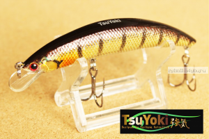 Воблер TsuYoki Bill 90F 90 мм / 10 гр / Заглубление: 0,2 - 0,5м / цвет: 280