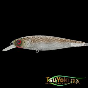 Воблер TsuYoki Draga 100SP 100 мм / 17,3 гр / Заглубление: 0 - 1,4 м / цвет: 204