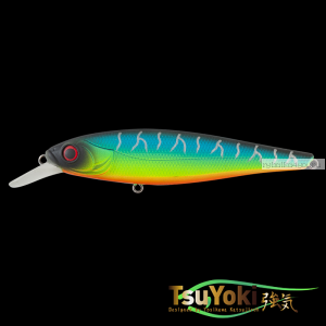 Воблер TsuYoki Draga 100SP 100 мм / 17,3 гр / Заглубление: 0 - 1,4 м / цвет: 805