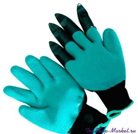 Садовые перчатки Garden Genie Glovers