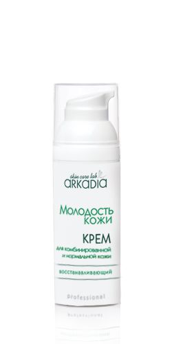 Восстанавливающий крем для нормальной и комбинированной кожи МК