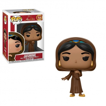 Фигурка Funko POP! Vinyl: Disney: Aladdin: Jasmine in Disguise w/Chase 35754