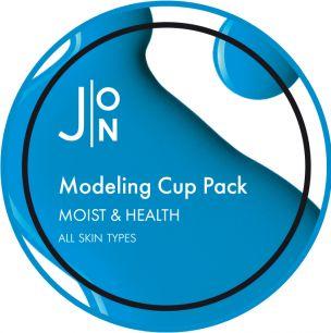 """""""J:ON"""" MOIST & HEALTH MODELING PACK Альгинатная маска """"УВЛАЖНЕНИЕ И ЗДОРОВЬЕ"""", 18гр"""