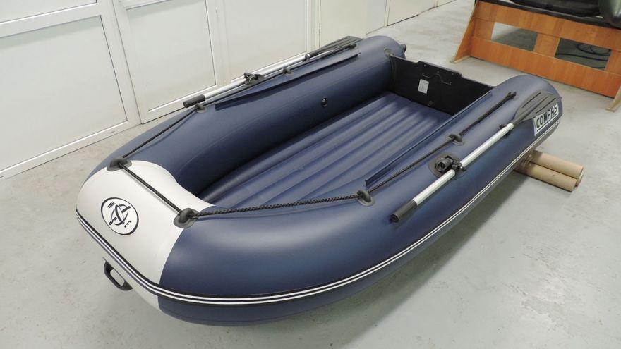 Лодка НДНД CompAs 300Е