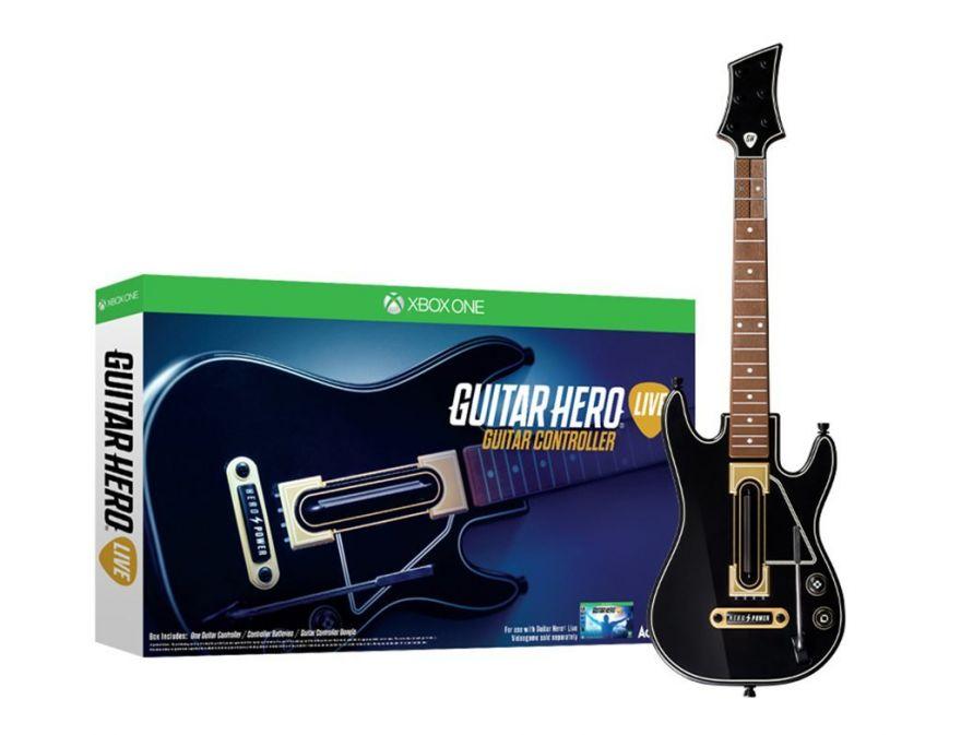 Guitar Hero Live (гитара) (Xbox One)