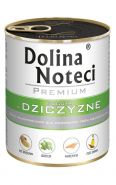 DOLINA NOTECI PREMIUM с дичью, овощами и рисом 800г