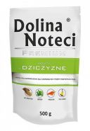 DOLINA NOTECI PREMIUM с дичью, овощами и рисом 500г пауч