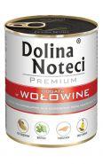 DOLINA NOTECI PREMIUM с говядиной 800г