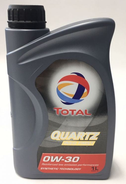 Масло моторное Total QUARTZ INEO FIRST 0W30 1л 183103