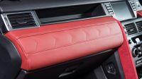 Обшивка торпеды (Land Rover Discovery Sport)