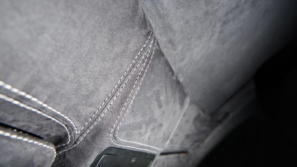 Обшивка потолка (Land Rover Discovery 4)