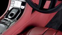 Обшивка коробки передач (Range Rover Evoque)