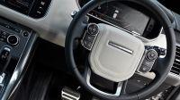 Обшивка рулевого колеса (Range Rover Sport 2014)